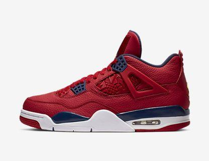Air Jordan 4 Gym Red FIBA