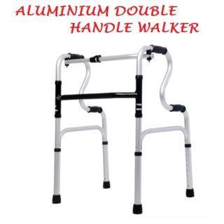 ALUMINIUM WALKER / WALKING FRAME / TOILET SUPPORT