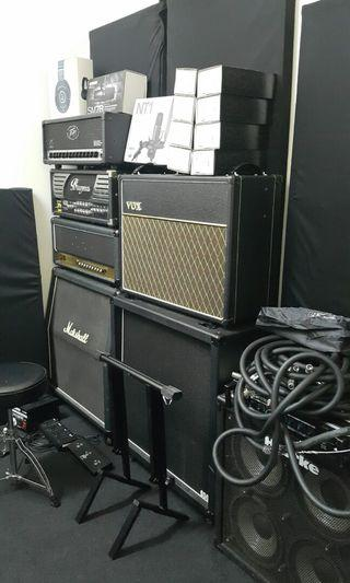 Amp for Rent