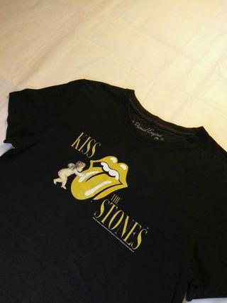 Primal Engine Rolling Stones t-shirt