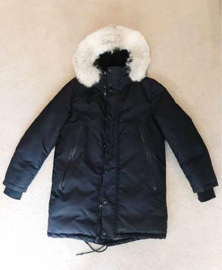 Mackage + Saks 5th Avenue (limited edition) winter parka/coat