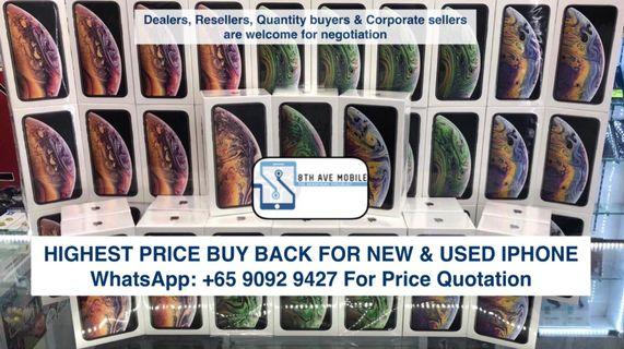 High Price Buyback all iphone, samsung, huawei, oppo, vivo | new & used