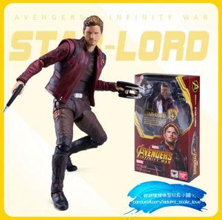 Guardian of the Galaxy Star Lord Figures