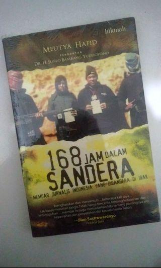 """[NEW] Buku True Story """"168 Jam Dalam Sandera"""" oleh Meutya Hafid"""