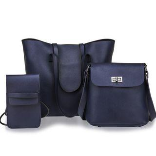 Instock 3 in 1 Ladies Bag