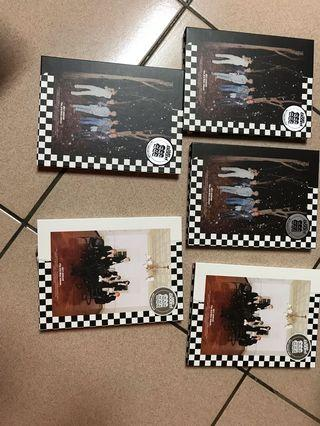 NCT DREAM -第三張迷你專輯「WE BOOM」(韓國進口BOOM版)+ (韓國進口KIHNO智能卡)