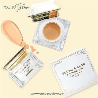 ORI YOUNG & GLOW FOUNDATION