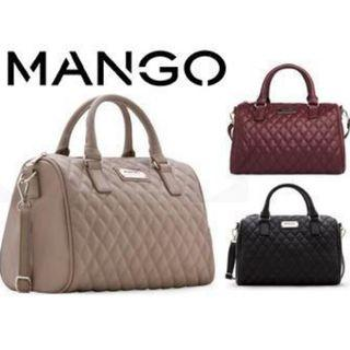 Instock Mango Quilted Sling Bag with 2 Colors