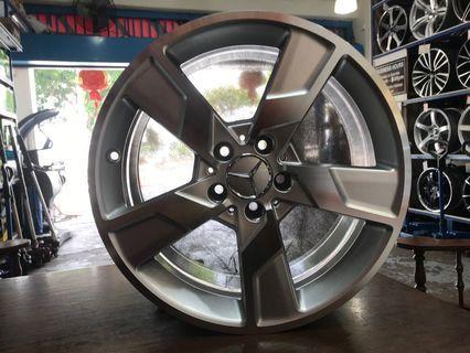 """18""""Mercedes Original Rim"""