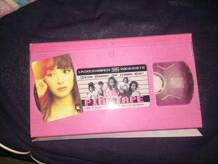 f(x) Pink Tape + Victoria PC