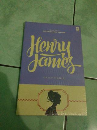 Novel Klasik Daisy Manis by Henry James