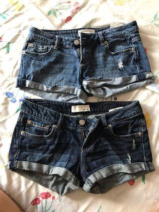 Garage Jeans size 0