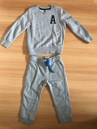 United Colors of Benetton Kids Track Suits Set For Sale