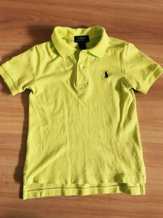 Polo Ralph Lauren Kids Collared Tshirt For Sale