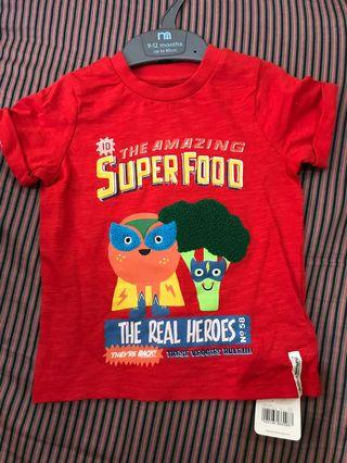 Mothercare baby tee