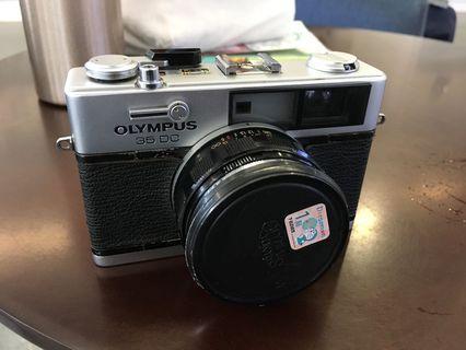 Olympus 35DC 旁軸相機 零件機