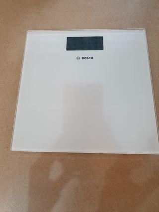 Bosch Weight Scale