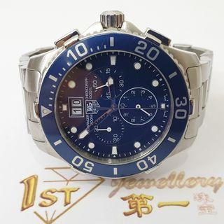 TAG HEUER AQUARACER 43MM CAN1011 WATCH