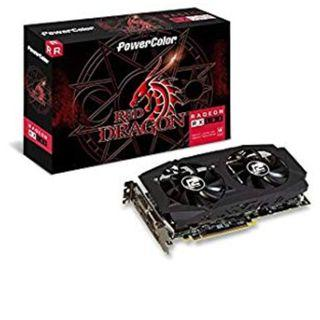 RX 580 8GB Graphics Card