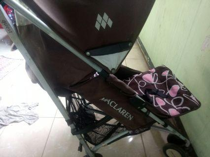 Stroller Maclaren Quest second