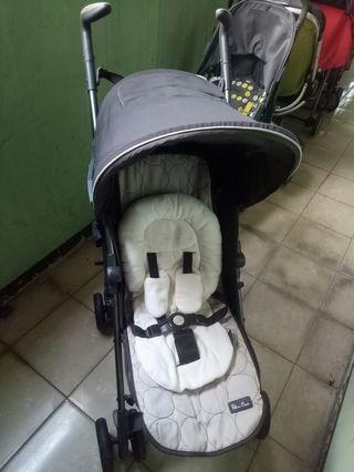 Stroller Silver Cross Second