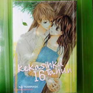 Manga / komik : Kekasihku 16 Tahun
