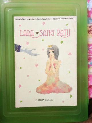 Manga / komik : Lara Sang Ratu