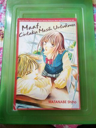 Manga / komik : Maaf, Cintaku Masih Untukmu