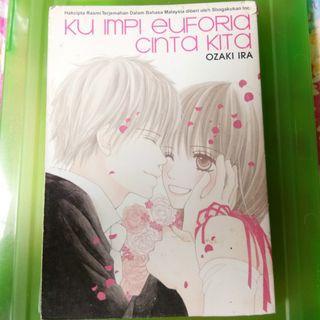 Manga / komik : Ku Impi Euforia Cinta Kita