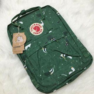 Tas kanken art backpack medium baru dipakai sekali original