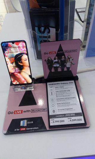 A50 Samsung Bisa cicilan