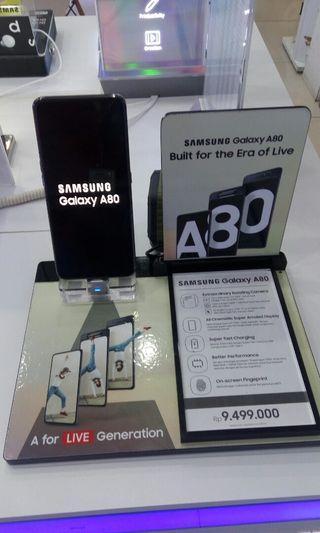 A80 Samsung Bisa cicilan