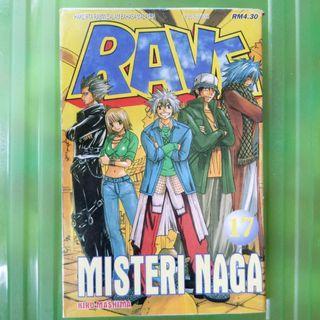 Comic House : Rave Misteri Naga No 17