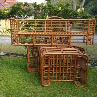 Rattan furniture for sale