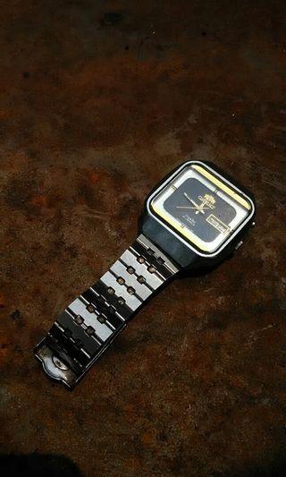Authentic Orient vintage automatic movement wrist watch