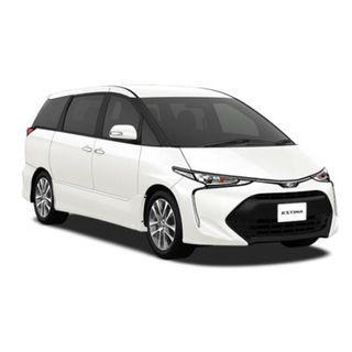 Toyota Estima Areas  2.4 (8 seater)