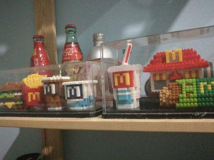 Mcd lego set
