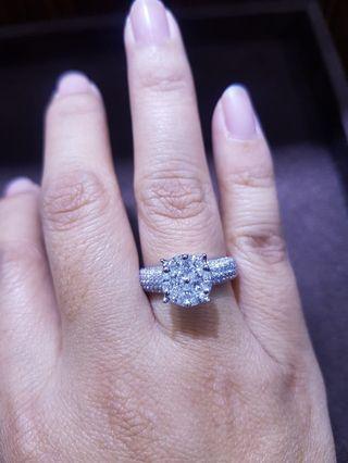 Diamond Ring 12012