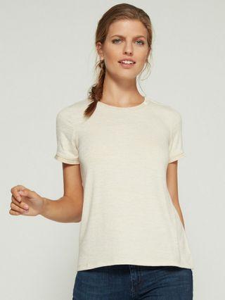 Gap velvet tshirt