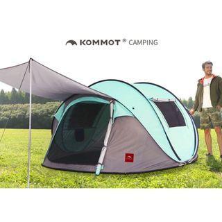 Brand New Easy Fix Pop-up Tent