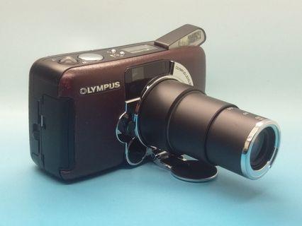 OLYMPUS LT-1O5底片相機