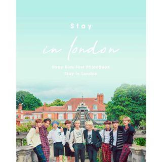 🌺Stray Kids🌺First Photo Book Stay In London