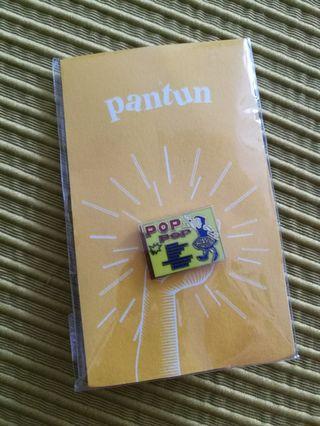 Poppin Pantun Pin