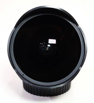 Samyang Fisheye 8mm T.3.8 CS For Canon Good Condition