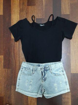 Black Top from Dees
