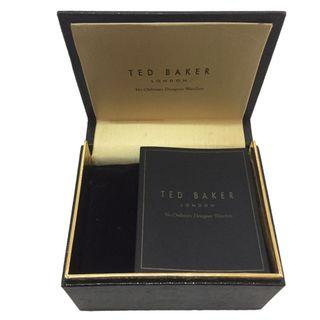 Ted Baker watch box