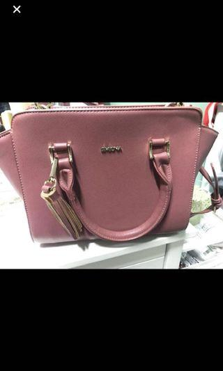 Sembonia dusty pink bag