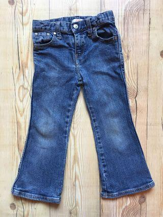 Jeans for toddler (girl)