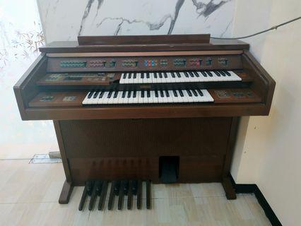 Organ alat musik piano keyboard digital elektrik
