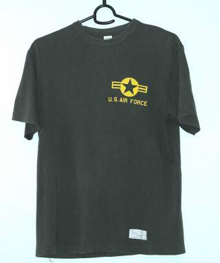VINTAGE Us air force t shirt by MCoys single stitch